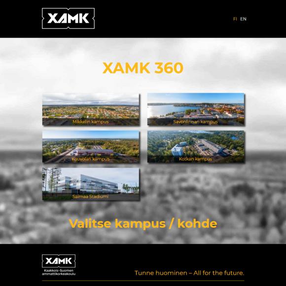 Kuva - 360 XAMK